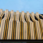 Fibrecement Ventilated facade Decoration